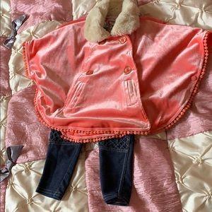 Little Lass adorable 3 piece outfit